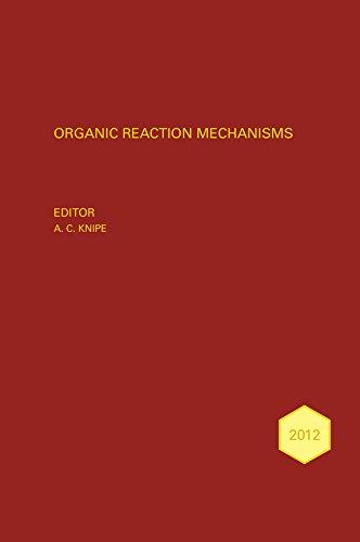 Organic Reaction Mechanisms 2012 (Hardcover): Knipe