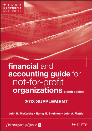 9781118363119: Financial and Accounting Guide for Not-for-Profit Organizations