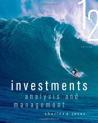 9781118363294: Investments: Analysis and Management, 12th Edition