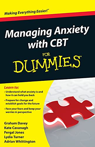 9781118366066: Managing Anxiety with CBT For Dummies