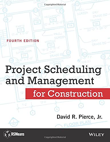 9781118367803: Project Scheduling and Management for Construction (RSMeans)