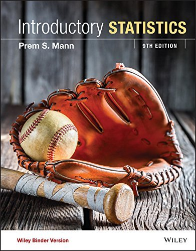9781118371732: Introductory Statistics