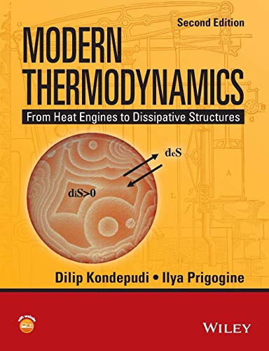 9781118371817: Modern Thermodynamics: From Heat Engines to Dissipative Structures (Coursesmart)