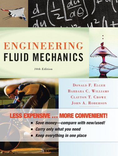 Engineering Fluid Mechanics: Elger, Donald F.,