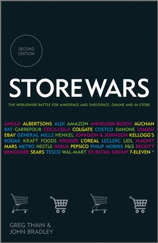 Store Wars: The Worldwide Battle for Mindspace and Shelfspace, Online and In-Store (Hardback): Greg...