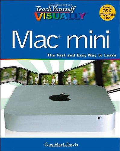 9781118374870: Teach Yourself Visually Mac Mini (Teach Yourself VISUALLY (Tech))