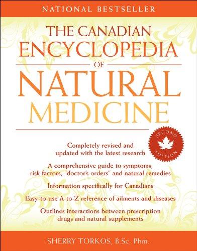 9781118375006: The Canadian Encyclopedia of Natural Medicine