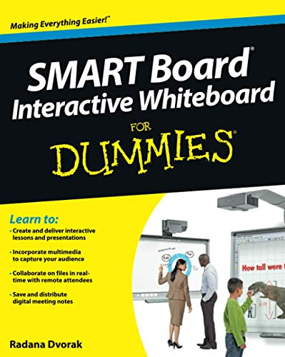 9781118376683: SMART Board Interactive Whiteboard For Dummies