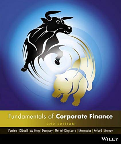 9781118378076: Fundamentals of Corporate Finance