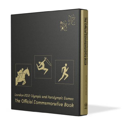 9781118378540: London 2012 Olympic and Paralympic Games: The Official Commemorative Book