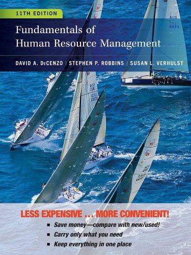 HR Management 11e BRV: John Wiley &