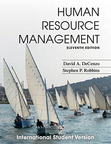 9781118379714: Human Resource Management