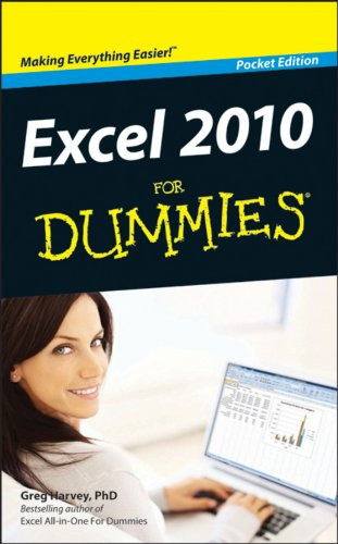 9781118385371: Excel 2010 For Dummies. Pocket Edition(Chinese Edition)