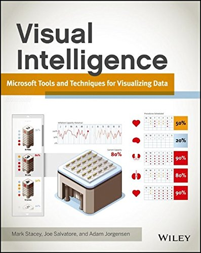 9781118388037: Visual Intelligence: Microsoft Tools and Techniques for Visualizing Data