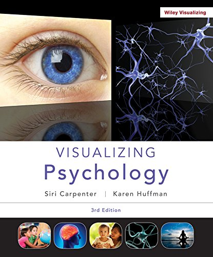 9781118388068: Visualizing Psychology