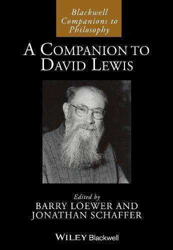 9781118388181: A Companion to David Lewis