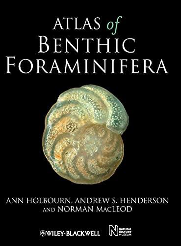 9781118389805: Atlas of Benthic Foraminifera