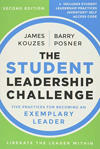 9781118390078: The Student Leadership Challenge: Five Practices for Becoming an Exemplary Leader