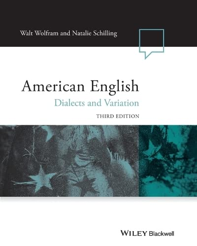 9781118390221: American English: Dialects and Variation (Language in Society)