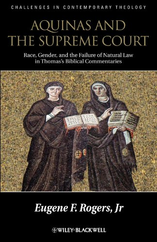 Aquinas and the Supreme Court: Eugene F. Rogers Jr.