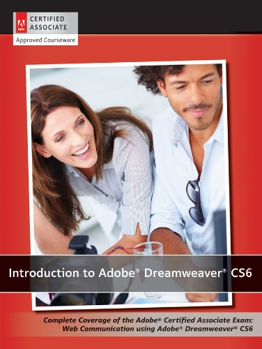 9781118394069: Introduction to Adobe Dreamweaver CS6 with ACA Certification