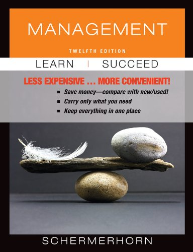 9781118397428: Management, Binder Ready Version