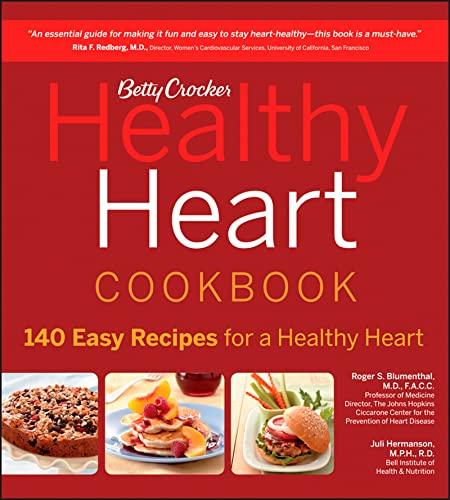 9781118397459: Betty Crocker Healthy Heart Cookbook (Betty Crocker Big Book)