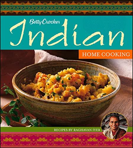 Betty Crocker Indian Home Cooking (Paperback): Betty Crocker