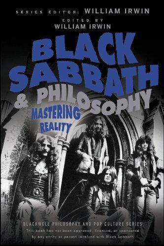 9781118397596: Black Sabbath and Philosophy: Mastering Reality