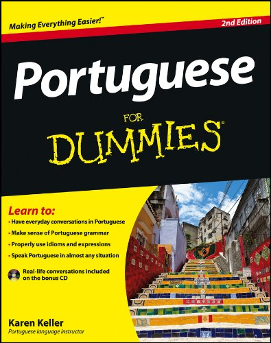 9781118399217: Portuguese For Dummies