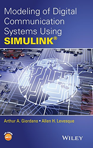 9781118400050: Modeling of Digital Communication Systems Using SIMULINK