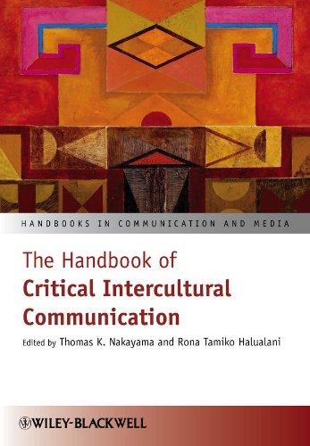 9781118400081: The Handbook of Critical Intercultural Communication
