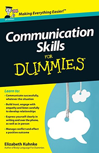 9781118401248: Communication Skills For Dummies