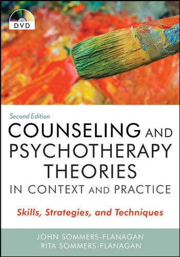 DVD Counseling and Psychotherapy Theories in Context and Practice: Skills, Strategies, and ...