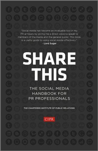 9781118404843: Share This: The Social Media Handbook for PR Professionals