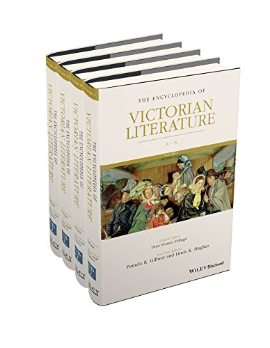 The Encyclopedia of Victorian Literature (Hardback)