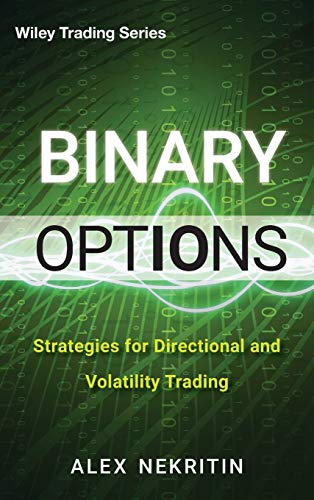 9781118407240: Binary Options: Strategies for Directional and Volatility Trading (Wiley Trading)