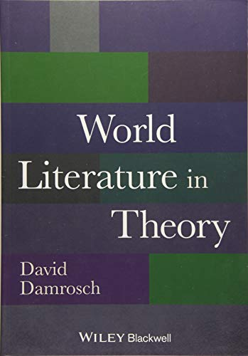 9781118407691: World Literature in Theory
