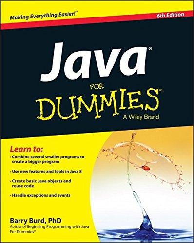 9781118407806: Java For Dummies