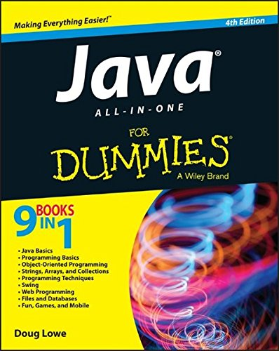 9781118408032: Java All-in-One For Dummies