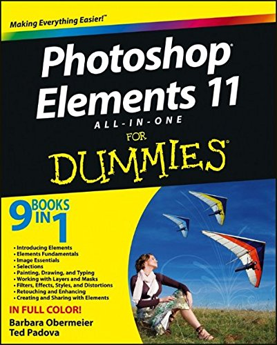 9781118408223: Photoshop Elements 11 All-in-One For Dummies