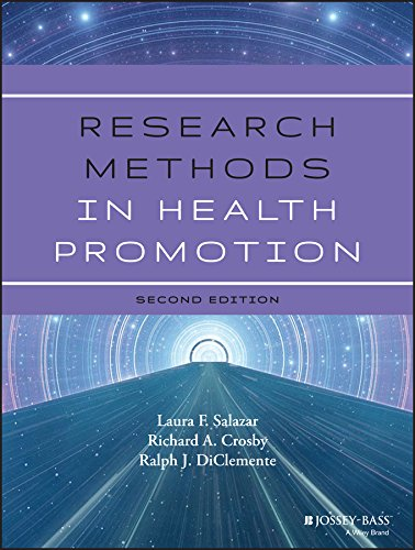 9781118409060: Research Methods in Health Promotion