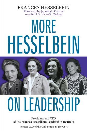 9781118410004: More Hesselbein on Leadership