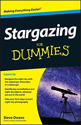 9781118411568: Stargazing For Dummies