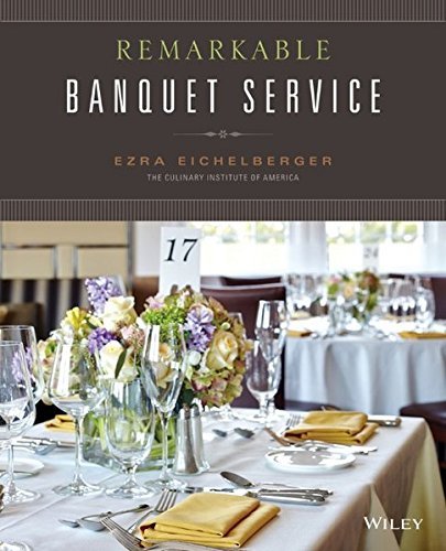 9781118412039: Remarkable Banquet Service
