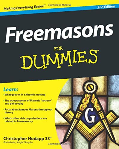 9781118412084: Freemasons For Dummies