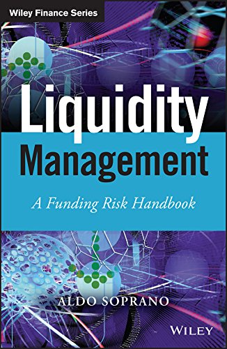 9781118413999: Liquidity Management: A Funding Risk Handbook (The Wiley Finance Series)
