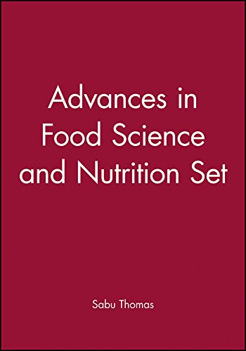 9781118414132: Advances in Food Science and Nutrition Set