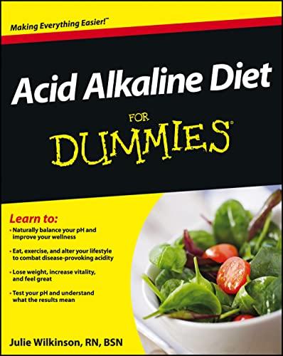9781118414187: Acid Alkaline Diet For Dummies