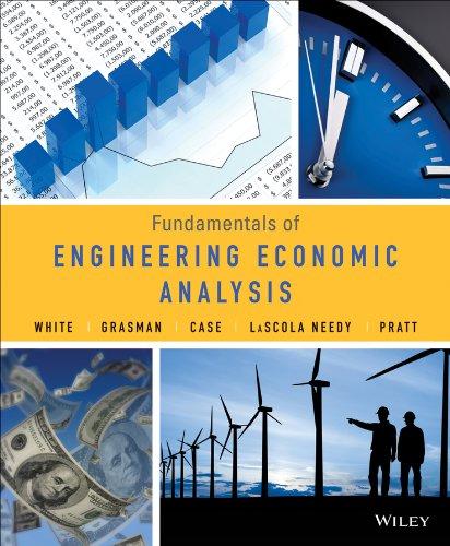 Fundamentals of Engineering Economic Analysis: John A. White,